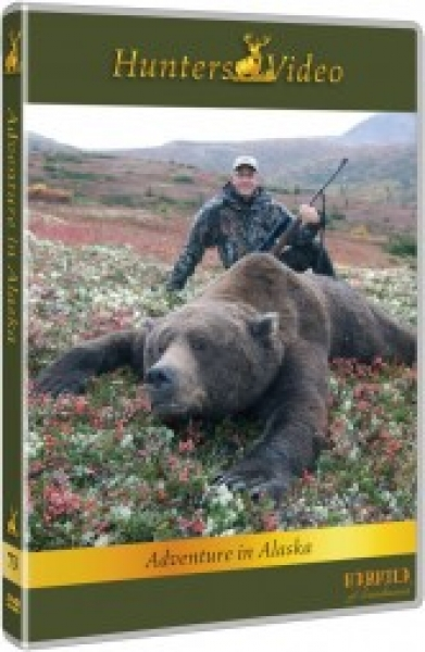 Hunters Video DVD Abenteuer in Alaska Nr. 73