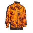 Deerhunter Cumberland ACT Jacke in orange-blaze