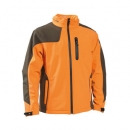 Deerhunter Argonne Shoftshell 5091 Orange